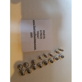Rivets pour hipposandale FlexHorse