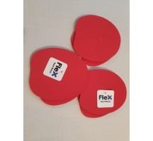 FlexPad Rouge semelle hipposandale Flex