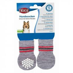 Chaussettes à picots pour chiens