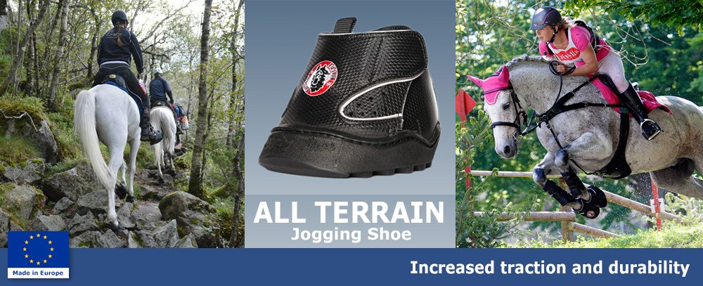 Tests des hipposandales Jogging All Terrain d' Equine Fusion